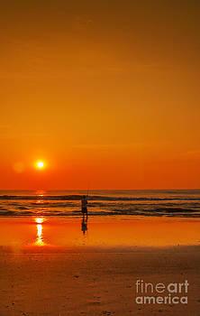 Randy Steele - Sunrise Fisherman Outer Banks