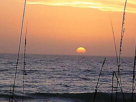 Sunset  by Bruce Kessler