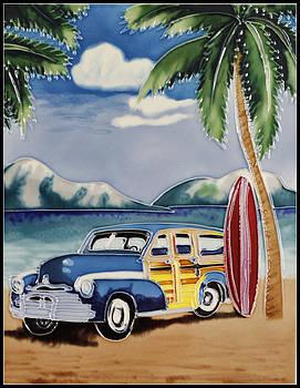 Surfers Dream by Kip Krause
