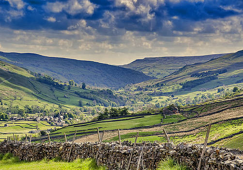 Swaledale Views by Trevor Kersley