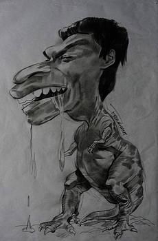 T Rex by Prashant Srivastava