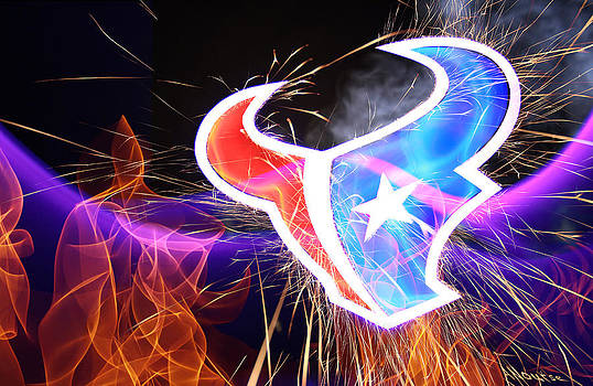Texans by Andrew Nourse