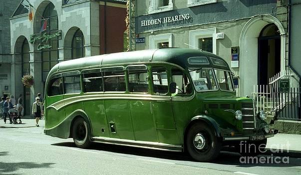 Joe Cashin - The Connemara Bus