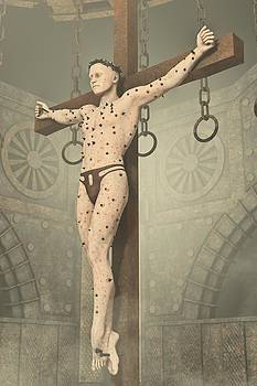 Liam Liberty - The Crucifixion