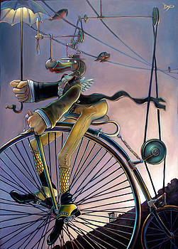 The Dreamsmyth by Patrick Anthony Pierson