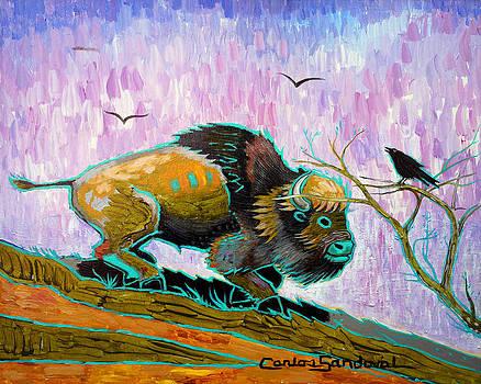 The Encounter by Carlos Sandoval