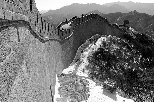 Sebastian Musial - The Great Wall of China