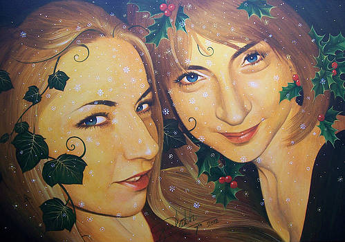 The Holly and the Ivy by Yuri Leitch