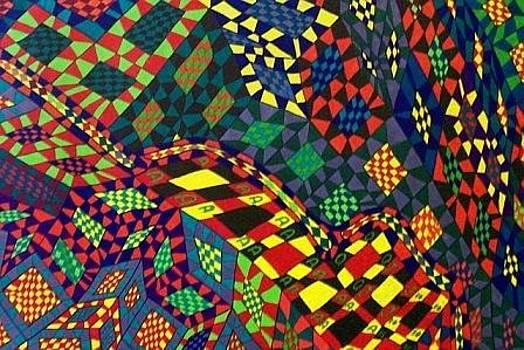 The Mind Kaleidoscope 6 by Jonathon Hansen