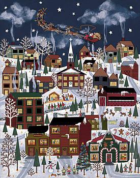 The North Pole by Medana Gabbard