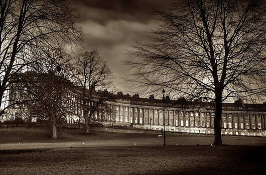 The Royal Crescent by Tim Kahane