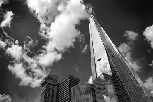 The Shard London by Ed Pettitt