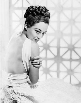 The Shining Hour, Joan Crawford by Everett