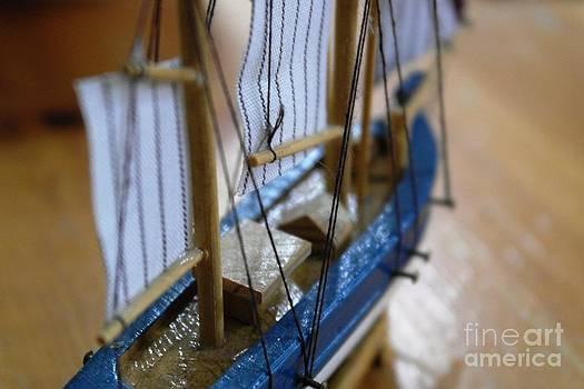 The Small Ship by Aqil Jannaty