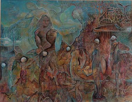 The Traveler's by Edward Lambert