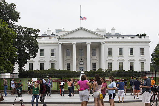 The White House by JP Tripp