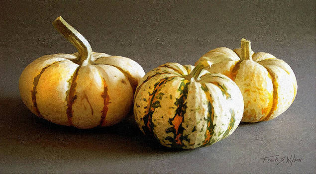 Frank Wilson - Three Gourds