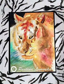 Tiger 2013 by Paulina Lwowska