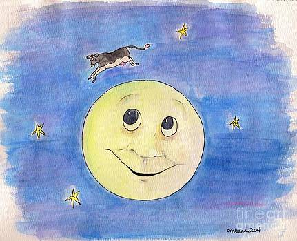 To The Moon by Marybeth Friel-Patton