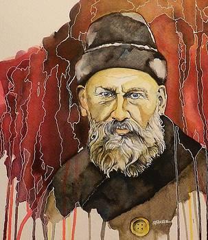 Tolstoy by Scott  Parker