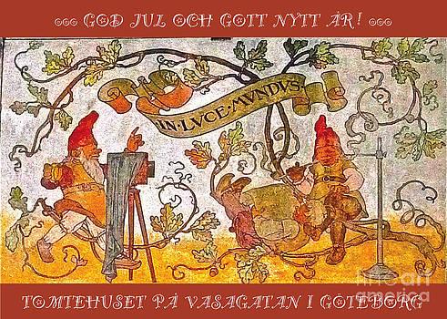 Leif Sodergren - Tomtehuset GOD JUL