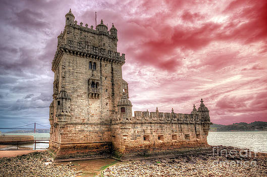 English Landscapes - Torre de Belem Lisboa