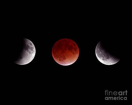 John Chumack - Total Lunar Eclipse