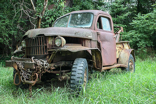 Tow Truck by Derrick Dorsey
