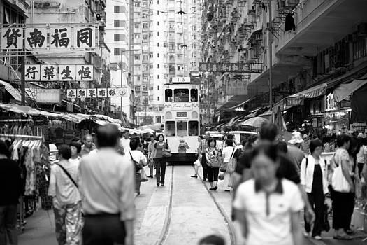 Tram  by Kam Chuen Dung