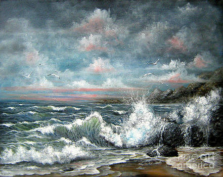 Turning tide by Patrice Torrillo