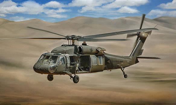 Dale Jackson - UH-60 Blackhawk