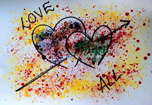 Unconditional Love by Akshatha Karthik