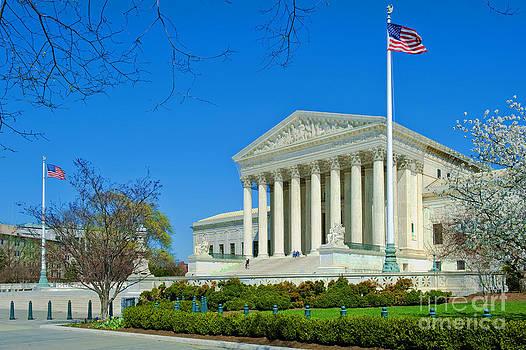 David  Zanzinger - US Supreme Court Building Washington DC