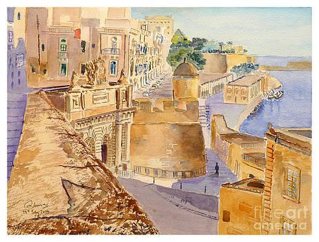 Valletta by Godwin Cassar
