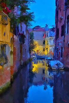 Venice Early Morning by SM Shahrokni