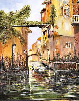 Venice- Italy by Arlen Avernian Thorensen