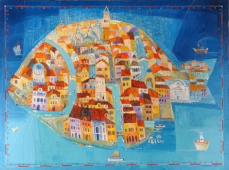 Venice by Mikhail Zarovny