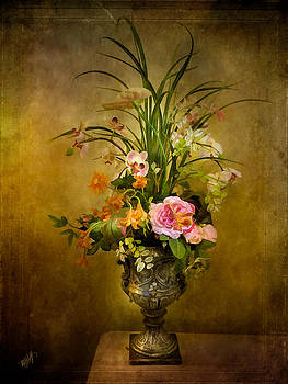 Vintage Floral by Michael Petrizzo