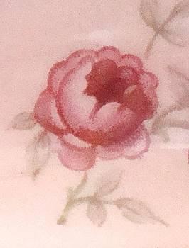 Vintage Rose by Christine Corretti