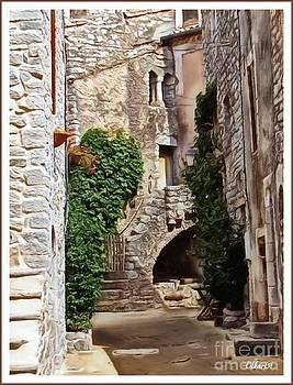 Viols-le-Fort  by Gra Howard