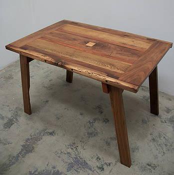 Walnut Coffee Table by D Angus MacIver