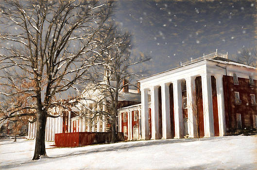 Washington and Lee University by Kathy Jennings