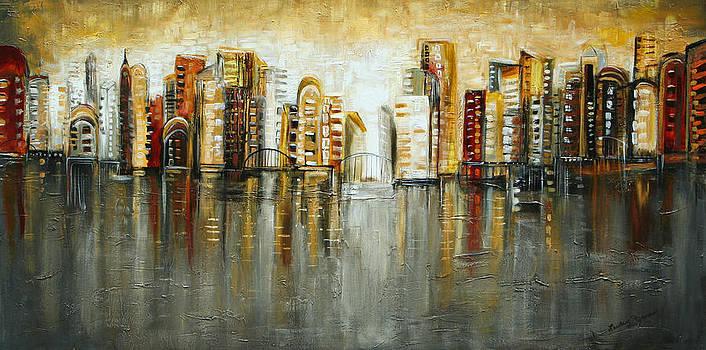 Waters Edge by Lauren  Marems