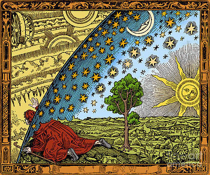 Science Source - Where Heaven And Earth Meet 1888