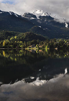 Whistler In the Morning by Jean-Francois Bissonnette