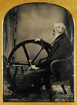 Getty Research Institute - William Constable with Regulator 1854