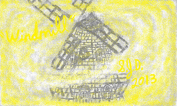 Windmill by Joe Dillon