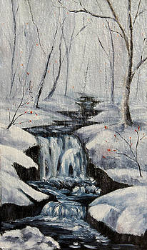 Winter Fall by Meaghan Troup
