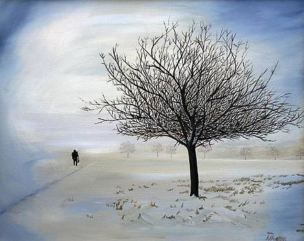Winter Tree by Anthony Morales