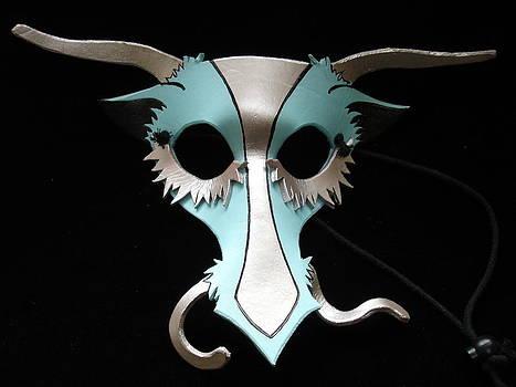 Wispy Dragon by Fibi Bell